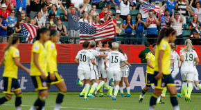 USWNT to host Colombia on April 6 in E. Hartford