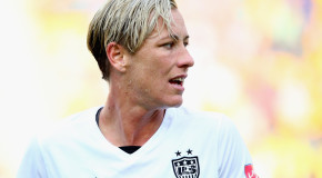 Above all, Wambach's leadership stands out most