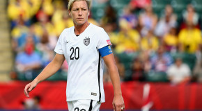 Abby Wambach to retire from soccer at end of year
