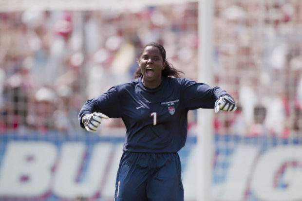 Brianna Scurry still has vivid memories of the US-Norway rivalry from the 1990s (Getty Images)