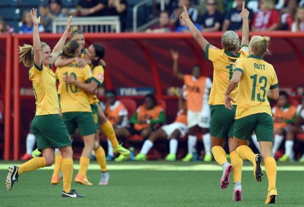 Australia announced a bid to host the 2023 Women's World Cup. (Getty Images)