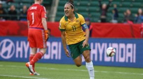 Australia advance with draw; Sweden wait
