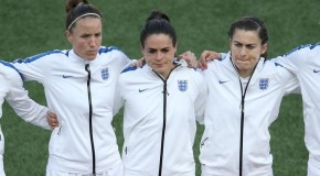 England focused on themselves against Colombia