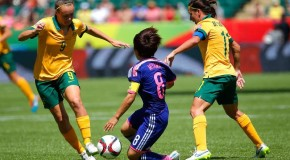 Japan strike late to beat Australia, 1-0