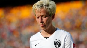US preps for quarterfinal without Rapinoe, Holiday