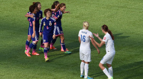 Stoppage-time own goal sinks England; Japan to final