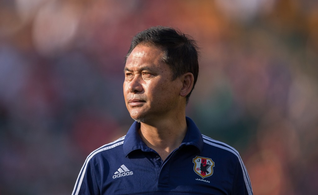 Norio Sasaki stepped down as Japan coach after the team failed to make a fourth straigth Olympics. (Getty Images)