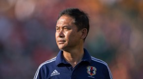 Sasaki says pressure off Japan for World Cup final