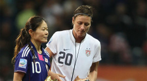 US, Japan meet in third successive major final