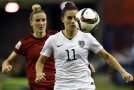 Krieger credits Ellis, communication for US' success