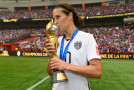 Clutch Carli: Lloyd proves hero in World Cup final