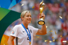Finally, Abby Wambach gets her World Cup title