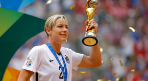 Social media reacts to Wambach's retirement