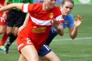 Early flurry lifts Flash to win over Thorns in finale