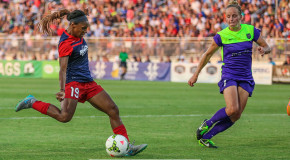 Spirit roll Reign in front of record crowd at Plex