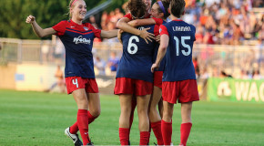 Spirit score early, late to edge Red Stars