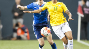 WATCH: Cristiane scores five for Brazil vs. Ecuador