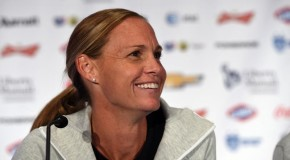 U.S. Soccer to honor Christie Rampone during SBC