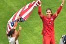 US overcame growing pains to peak when it mattered