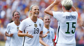 US opens victory tour with 8-0 rout of Costa Rica