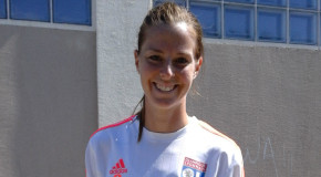 Q+A with Lotta Schelin: Sights set on UWCL title