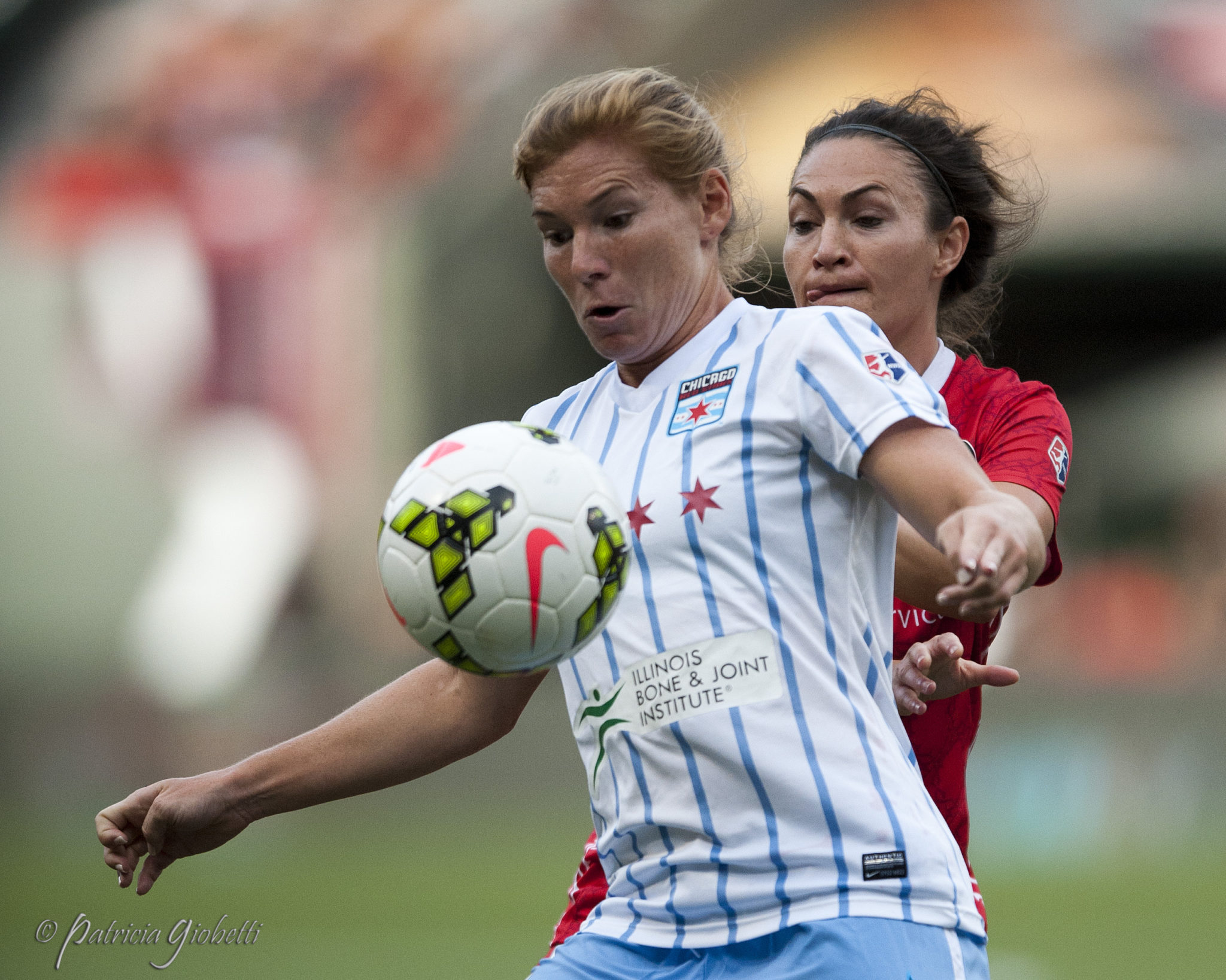 Will Lori Chalupny and the Chicago Red Stars make a push for the NWSL Shield? (Photo Copyright Patricia Giobetti for The Equalizer)