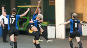 Reign clinch playoff berth with win over Dash