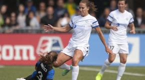 Holiday makes tactical sacrifice in NWSL sendoff