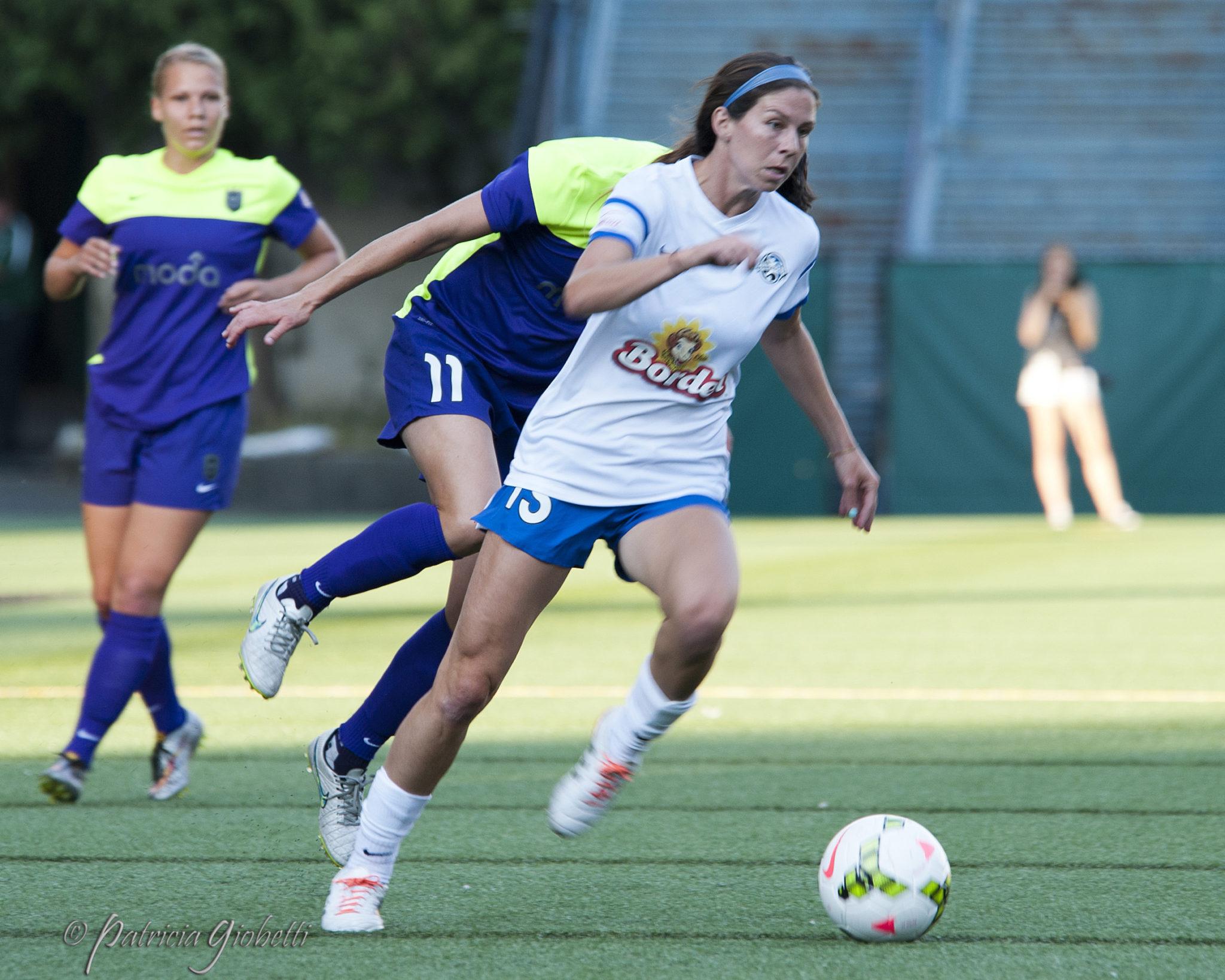 Erika Tymrak, FC Kansas City (Photo Copyright Patricia Giobetti for The Equalizer)