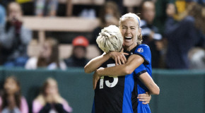Reign surge past Spirit, set up NWSL final rematch