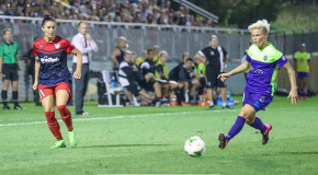 Krieger to miss NWSL semifinal for dad's wedding