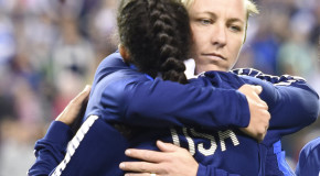 Wambach waited to reveal retirement to respect team