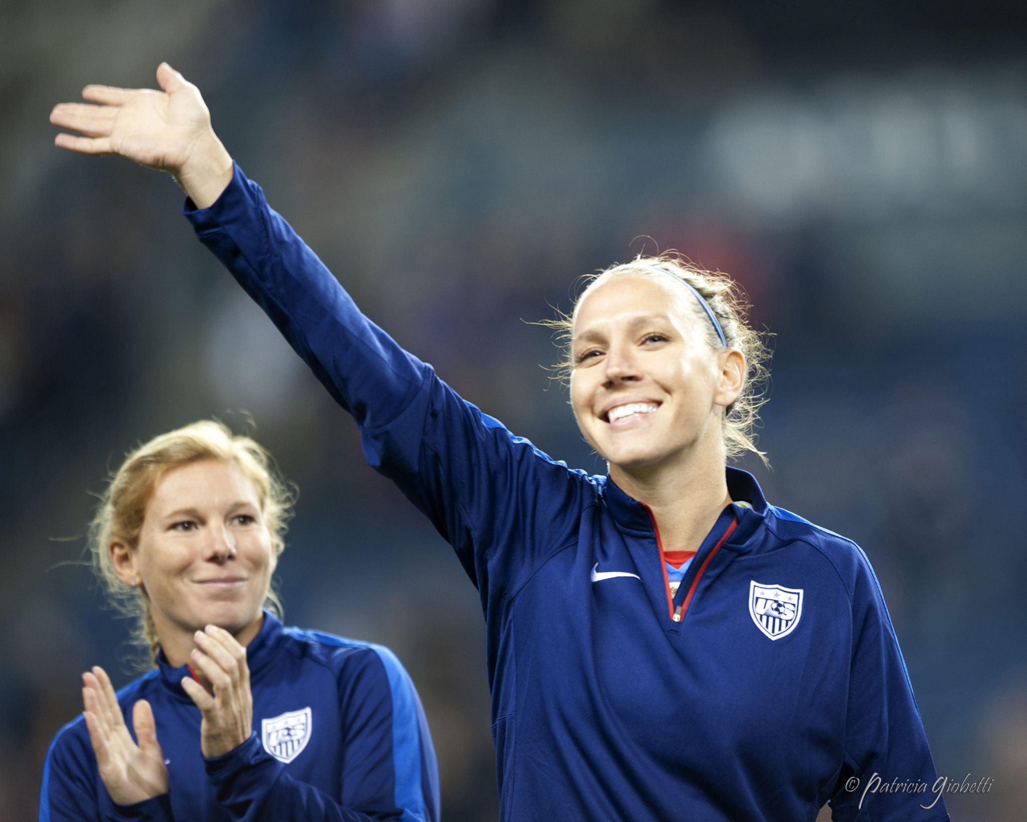 Former USWNT star Lauren Holiday opens up about recovering from brain surgery in a recent Instagram post. (Photo Copyright Patricia Giobetti for The Equalizer)