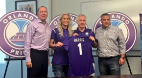 Harris' 'dream' comes true with move to Orlando