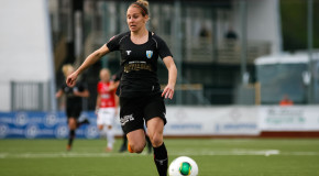 Reign ink Netherlands international Manon Melis