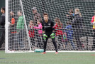 Dash goalkeeper Henninger in camp with Mexico