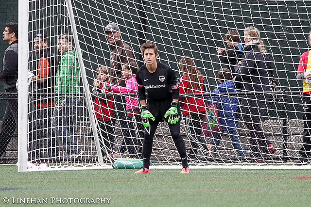 Bianca Henninger is in camp with Mexico. (Photo Copyright Clark Linehan for The Equalizer)