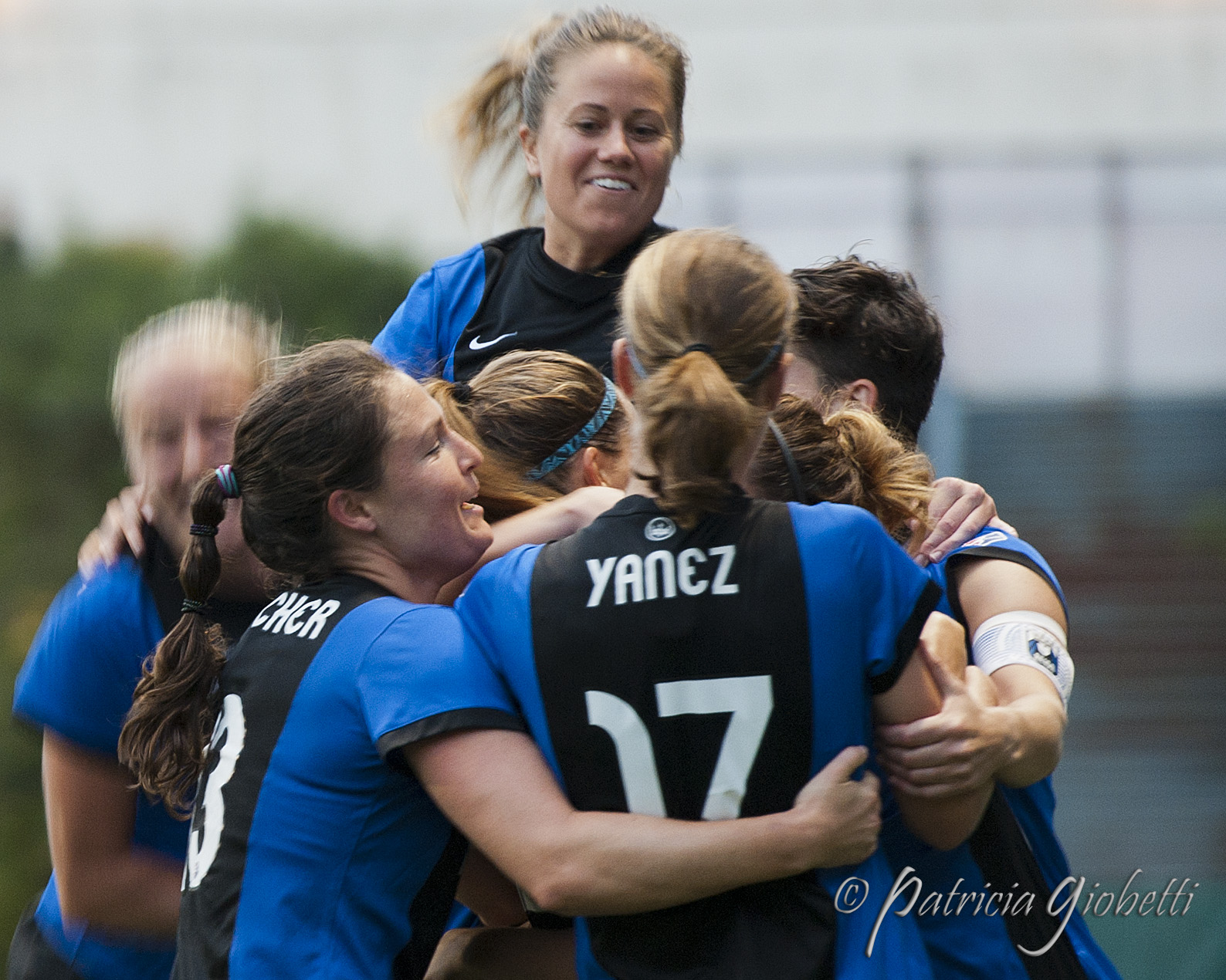 Beverly Yanez and Lauren Barnes (top) are two players worthy of U.S. national team call-ups. (Photo Copyright Patricia Giobetti for The Equalizer)