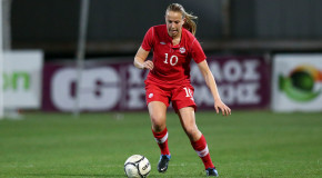 Rebecca Quinn ready to make her mark with Canada