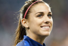 WATCH: Alex Morgan scores 12 seconds into game
