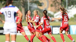 Westfield W-League: Adelaide eyes first playoff berth