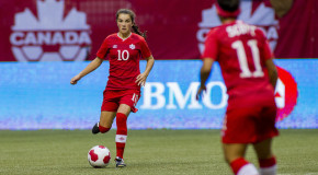 CanWNT Olympic Qualifying roster announced