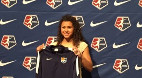 'Rocky' Rodriguez named NWSL Rookie of the Year