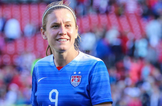 Heather O'Reilly heading to Arsenal, set to return in June