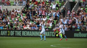 Melbourne City wins W-League Grand Final