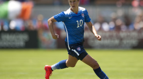 Carli Lloyd repeats as FIFA World Player of the Year