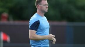 Sky Blue FC name Christy Holly head coach