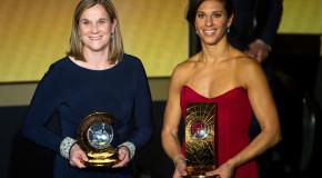 My ballot for FIFA women's player, coach awards