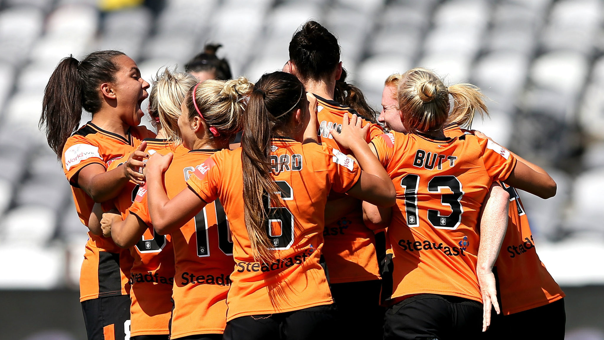 (Photo: Westfield W-League)