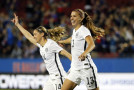USWNT rolls past Costa Rica in Rio qualifying opener